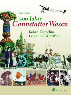 200 Jahre Cannstatter Wasen von Redies,  Rainer