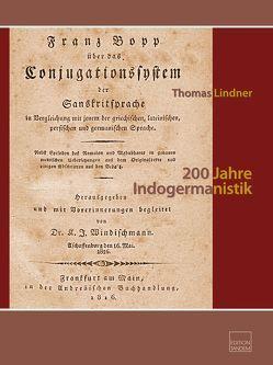 200 Jahre Indogermanistik von Lindner,  Thomas