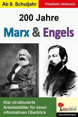 200 Jahre Marx & Engels von Heitmann,  Friedhelm