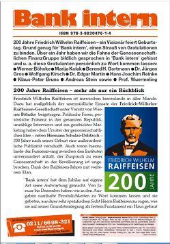 200 Jahre Raiffeisen – mehr als nur ein Rückblick