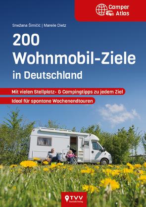 200 Wohnmobil Ziele in Deutschland