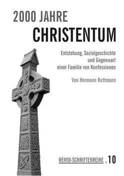 2000 Jahre Christentum von Ruttmann,  Hermann