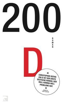 200D von Roth,  Christopher