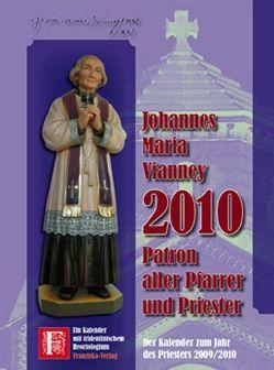 2010 – Johannes Maria Vianney von Bürgi,  Martin