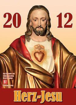 2012 – Herz-Jesu von Weisensee,  Gerd-Josef
