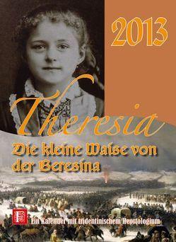 2013 – Theresia von Bürgi,  Martin
