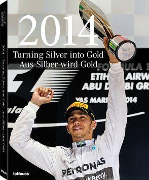 2014 – Turning Silver into Gold von Lehbrink,  Hartmut