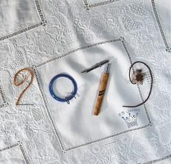 2019 – 25 Jahre Stick-Atelier von Grandjot,  Margarete
