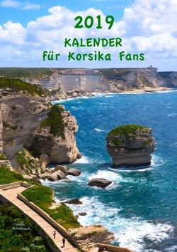 2019 Kalender für Korsika Fans von Schimmack,  Claudia