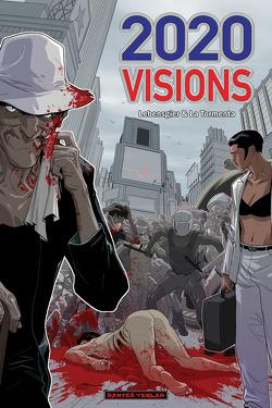 2020 Visions 1 – Lebensgier & La Tormenta von Delano,  Jamie, Nielsen,  Jens R, Pleece,  Warren, Quitely,  Frank