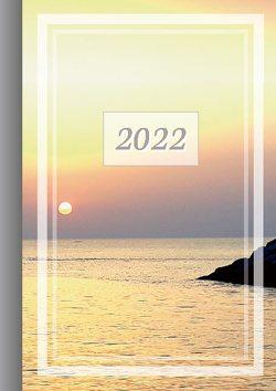 2022 Sarah Ela Joyne Kalender – Wochenplaner – Terminplaner – Design: Stille am Meer von Joyne,  Sarah Ela