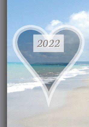 2022 Sarah Ela Joyne Kalender – Wochenplaner – Terminplaner – Design: Strand von Joyne,  Sarah Ela