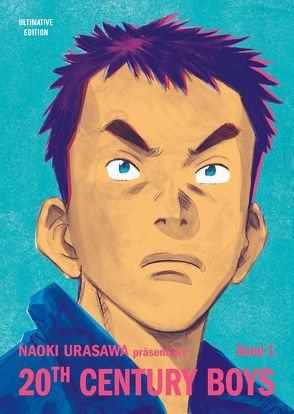 20th Century Boys: Ultimative Edition von Shanel,  Josef, Urasawa,  Naoki, Wissnet,  Matthias