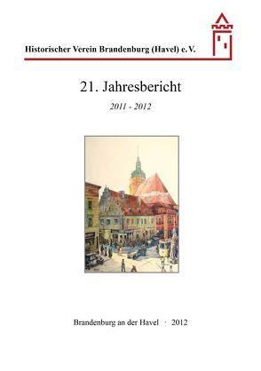 21. Jahresbericht 2011 – 2012