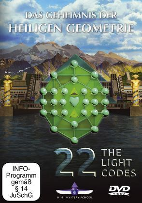 22 – The Light Code von Van Meerteren,  Jeroen