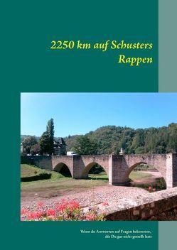 2250 km auf Schusters Rappen nach Santiago de Compostela von Bayern,  Michael von