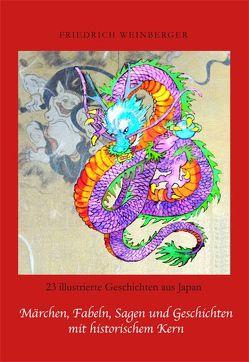 23 illustrierte Geschichten aus Japan von Weinberger,  Friedrich
