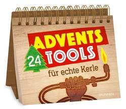 24 Advents-Tools für echte Kerle von Maul,  Jonathan