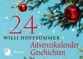 24 Adventskalendergeschichten von Hoffsümmer,  Willi