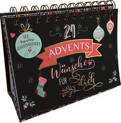 24 Adventswünsche für dich. Der besondere Adventskalender