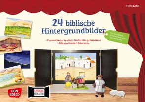 24 biblische Hintergrundbilder von Lefin,  Petra