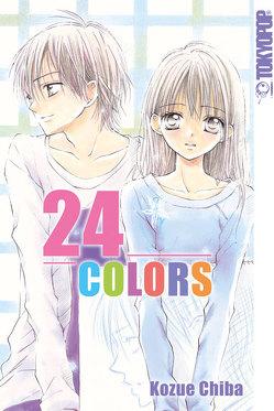 24 Colors von Chiba,  Kozue