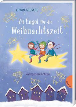 24 Engel für die Weihnachtszeit von Grosche,  Erwin, Korthues,  Barbara