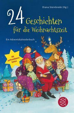 24 Geschichten für die Weihnachtszeit von Scharnberg,  Stefanie, Steinbrede,  Diana