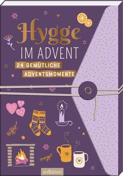 Hygge im Advent – 24 gemütliche Adventsmomente von Funk,  Kristin