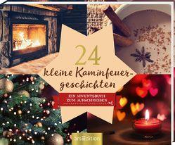 24 kleine Kaminfeuergeschichten – Ein Adventsbuch zum Aufschneiden