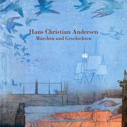 24 Märchen und Geschichten von Andersen,  Hans Christian, Gabor,  Karlheinz