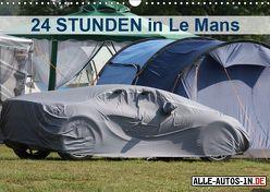 24 Stunden in Le Mans (Wandkalender 2019 DIN A3 quer) von Wolff,  Juergen