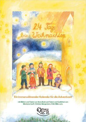 24 Tage bis Weihnachten von Bock,  Ilona