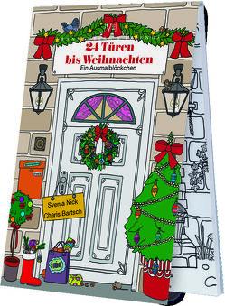 24 Türen bis Weihnachten von Bartsch,  Charis, Nick,  Svenja