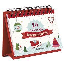 24 zauberhafte Weihnachtsrätsel von Kölsch,  Christina, Lamping,  Laura