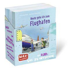 24er VK Maxi Box Entdecke die Welt! – Lieblingsthemen für Kinder ab 3 von Bertram,  Rüdiger, Sohr,  Daniel
