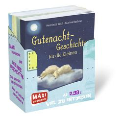 24er VK Maxi Box Für die Kleinen von Rachner,  Marina, Wich,  Henriette