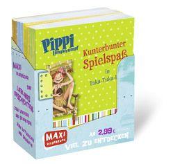 24er VK Maxi Box Pippi Langstrumpf von Küpper,  Corinna