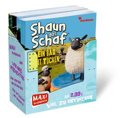 24er VK MAXI Box. Shaun das Schaf von Heger,  Ann-Katrin