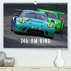 24h am Ring (Premium, hochwertiger DIN A2 Wandkalender 2020, Kunstdruck in Hochglanz) von Morper,  Thomas