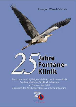 25 Jahre Fontane-Klinik von Winkel-Schmelz,  Annegret