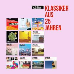 """25 Jahre WortArt """"Klassiker"""" von Evers,  Horst, Nuhr,  Dieter, Priol,  Urban, Rether,  Hagen"""