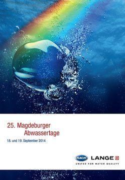 25. Magdeburger Abwassertage