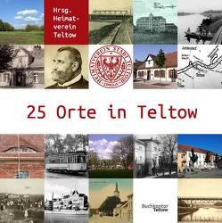 25 Orte in Teltow