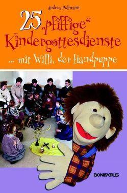 """25 """"pfiffige"""" Kindergottesdienste… von Pöllmann,  Andrea"""