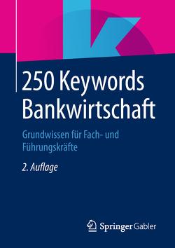 250 Keywords Bankwirtschaft von Springer Fachmedien Wiesbaden
