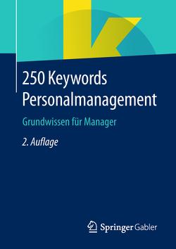 250 Keywords Personalmanagement von Springer Fachmedien Wiesbaden