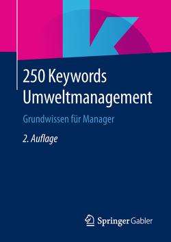 250 Keywords Umweltmanagement von Springer Fachmedien Wiesbaden