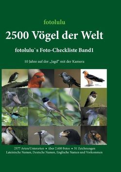2500 Vögel der Welt von fotolulu