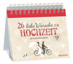 26 liebe Wünsche zur Hochzeit von Fröse-Schreer,  Irmtraut